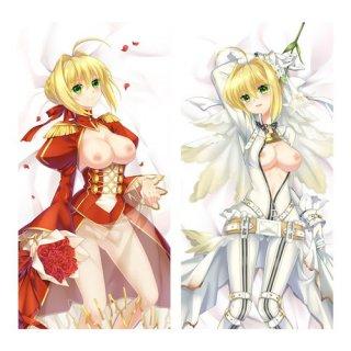 Fate/Grand Order ネロ・クラウディウス 1/2抱き枕カバー 萌工房 smz09938-2