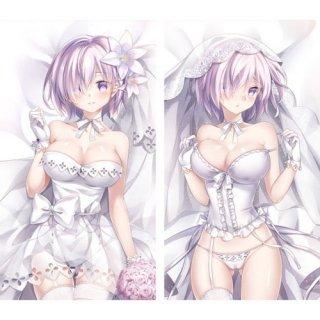 Fate/Grand Order マシュ・キリエライト 1/2抱き枕カバー 萌工房 smz09970-1