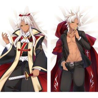 Fate/Grand Order 天草四郎時貞 抱き枕カバー 同人 1/2サイズ 萌工房 smz09957-1