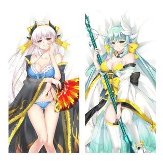 Fate/Grand Order 清姫 抱き枕カバー 同人 1/2サイズ 萌工房 smz09947-1