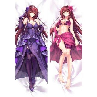 Fate Grand Order スカサハ 抱き枕カバー 同人 萌工房=MGF mz09961-1