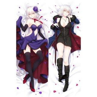 Fate Grand Order ジャンヌ・ダルク 抱き枕カバー 同人 萌工房=MGF mz09960-1