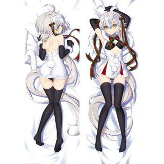Fate/Grand Order ジャンヌ・ダルク・オルタ・サンタ・リリィ 抱き枕カバー 同人 萌工房 mz09945-1