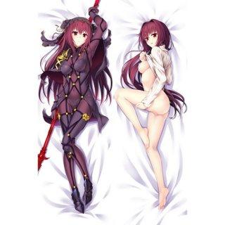 Fate Grand Order スカサハ 抱き枕カバー 18禁 同人 萌工房=MGF mz09934-2