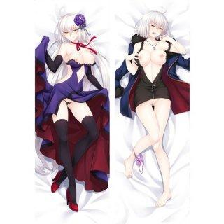 Fate/Grand Order ジャンヌ・ダルク 抱き枕カバー 18禁 同人 萌工房 mz09960-2