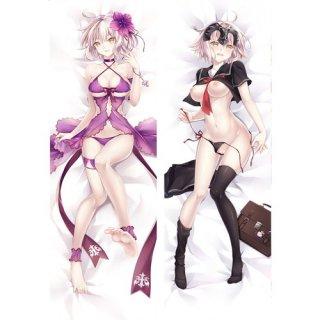 Fate/Grand Order ジャンヌ・ダルク 抱き枕カバー 18禁 同人 萌工房 mz09963-2