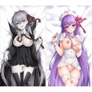 Fate Grand Order BB 抱き枕カバー 18禁 同人 1 2サイズ 麦芽堂 sbz12816