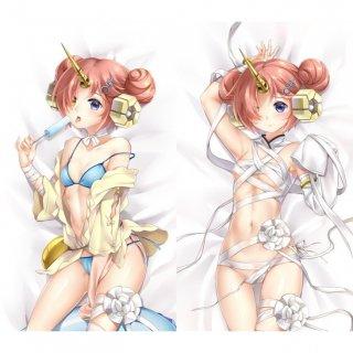 Fate/Grand Order フランケンシュタイン 抱き枕カバー 同人 1/2サイズ 萌工房 smz10083-1