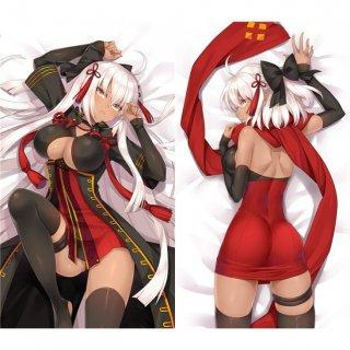 Fate/Grand Order 沖田総司〔オルタ〕 抱き枕カバー 同人 1/2サイズ 萌工房 smz10087-1