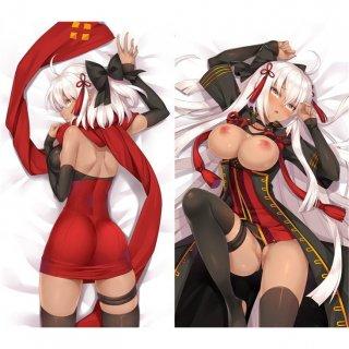 Fate/Grand Order 沖田総司〔オルタ〕 1/2抱き枕カバー 萌工房 smz10090-2