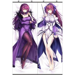 Fate/Grand Order スカサハ=スカディ タペストリー 同人 お得2枚セット 萌工房 gmz10173-12