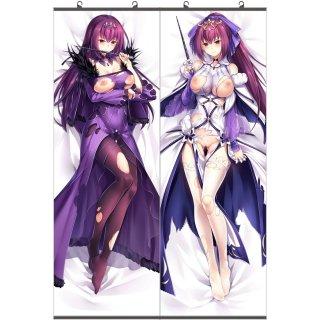 Fate/Grand Order スカサハ=スカディ タペストリー 18禁 同人 お得2枚セット 萌工房 gmz10173-34