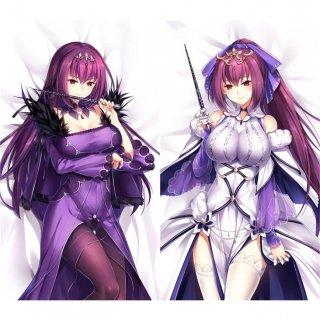 Fate/Grand Order スカサハ=スカディ 抱き枕カバー 同人 1/2サイズ 萌工房 smz10173-1