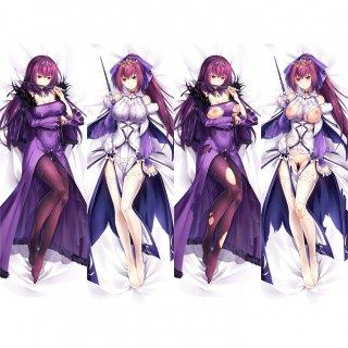 Fate/Grand Order スカサハ=スカディ 抱き枕カバー 18禁 同人 脱着式2枚重ね 萌工房 mz10173-3