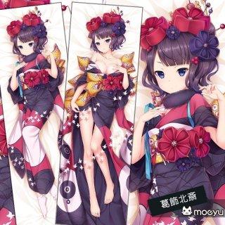 Fate/Grand Order 葛飾北斎 抱き枕カバー 同人 絶対萌域=Summer ez00391-1