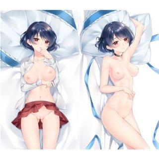 ドメスティックな彼女 橘瑠衣 1/2抱き枕カバー 1913261026602