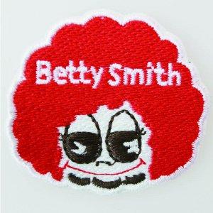 ベティ—ちゃんアイロンワッペン中