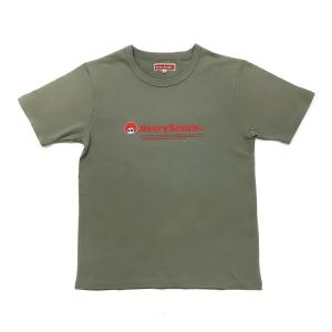 オリジナルプリント/半袖T-shirts (ライトグリーン)