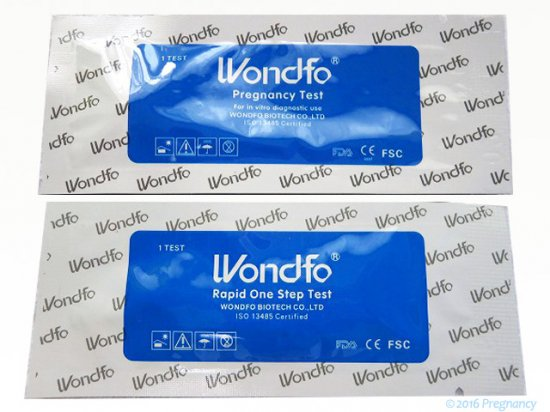 【お急ぎ便】 Wondfo 早期妊娠検査薬&排卵検査薬 ☆組合せ自由☆44本