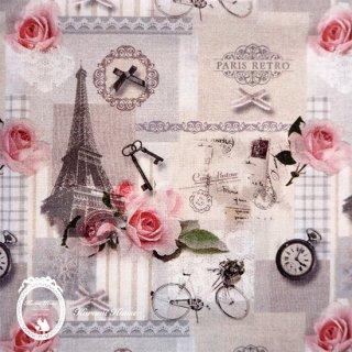 50%off![STOF]PARIS RETRO