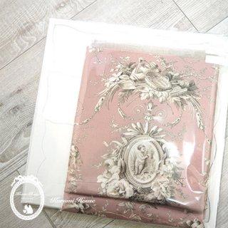 サロントレーキット◆エンジェル×フラワーパック【ピンク】◆レシピなし