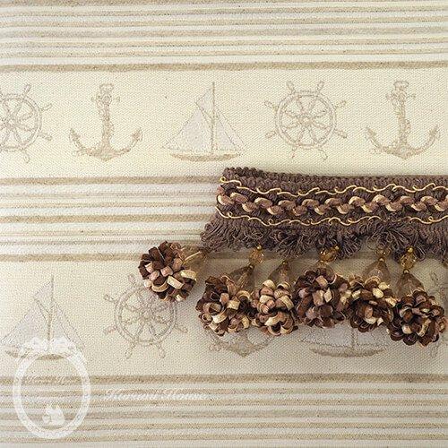 ゴブランboat lineマリン[ベージュ]