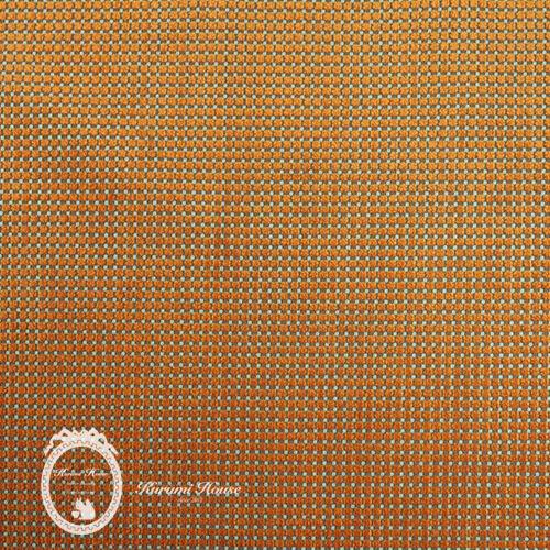 イギリス直輸入 ベルベットラメール【オレンジ】