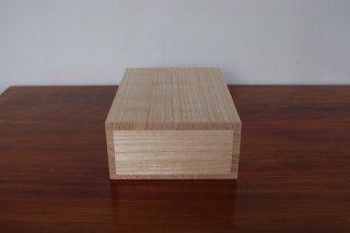 国産桐・桐箱(内のり18×12×5)