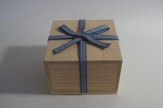 国産桐・桐箱(内のり12.5×7)真田紐付き