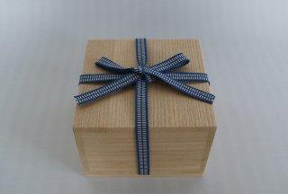 国産桐・桐箱(内のり15×7〜11)真田紐付き