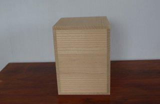 国産桐・桐箱(内のり15×15〜21)