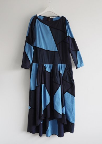 Chloe  /patchwork dress