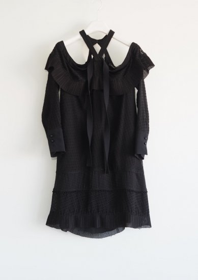 Proenza Schouler /design black dress