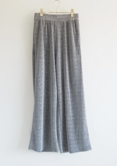 Maison Margiela/silver lame pants