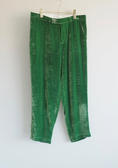 ROSEANNA /velour pants
