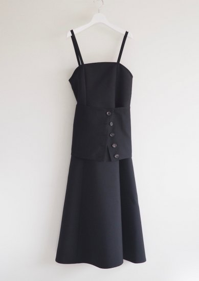 PLAN C /corset dress