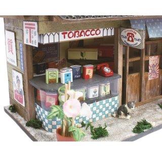 ドールハウス/昭和シリーズ たばこ屋BLY-2674