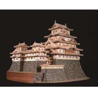 木製建築模型 1/150 姫路城