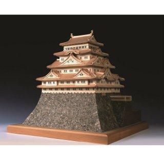 木製建築模型 1/150 名古屋城