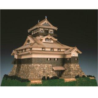 木製建築模型 1/150 犬山城