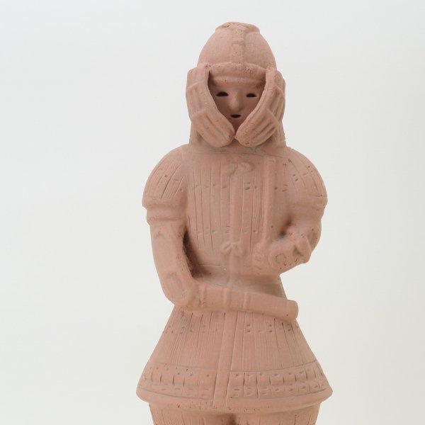 埴輪レプリカ/挂甲の武人(12号)