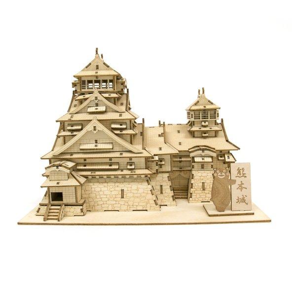 ki-gu-mi 熊本城(くまモンのプレート付)
