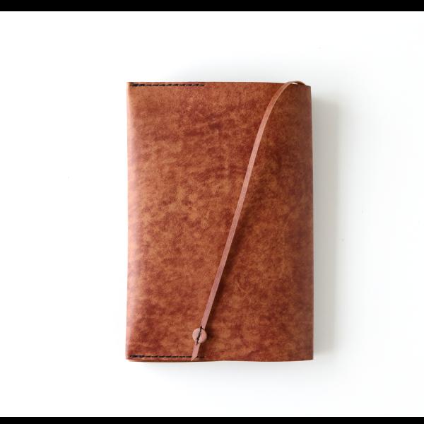 KAKURA レザーブックカバー 4×6