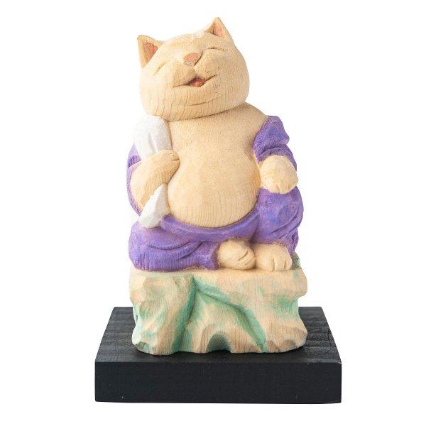 猫buddha 布袋