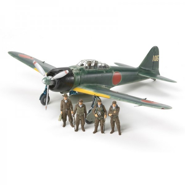 タミヤ/1/48 三菱 零式艦上戦闘機二二型/二二型甲