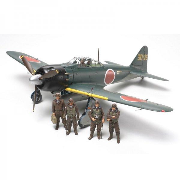 タミヤ/1/48 三菱 零式艦上戦闘機五二型/五二型甲