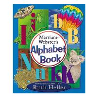 Merriam-Webster's Alphabet Book<数量限定>