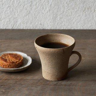 コーヒーカップ(ヒダスキ):在庫わずか