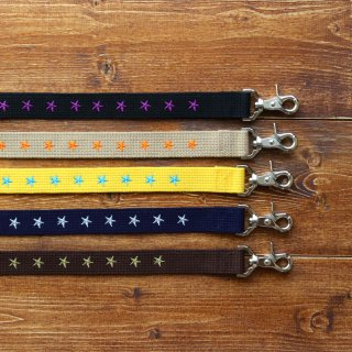 Star Lead<br>Size M<br>/Black/Beige/Yellow/Navy/Brown