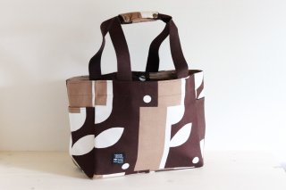 CARRY BAG tote[Kagetsu]<br>ブラウン